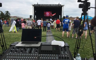Event Production – Canada Day Together Festival Mississauga