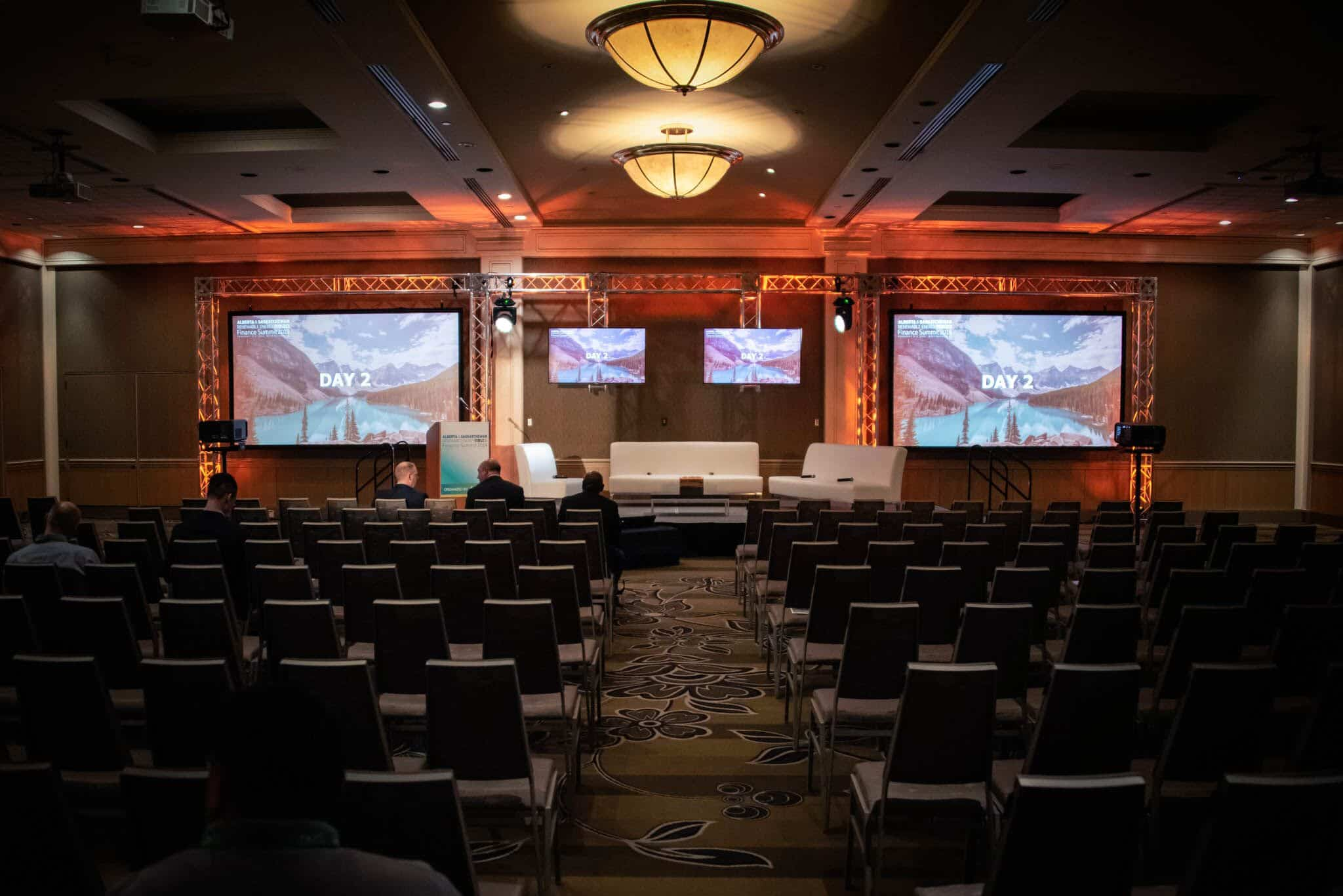 Audio Visual Production Services In Calgary Scotia Events Inc